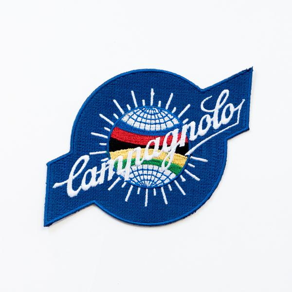 CAMPAGNOLO GLOBE PATCH (BLUE)