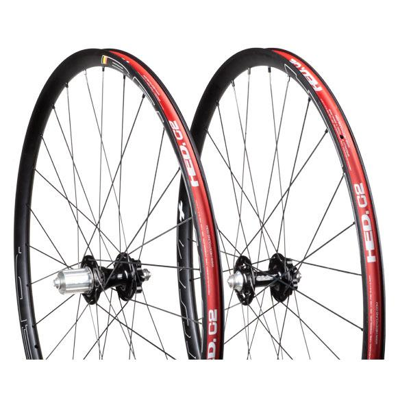 HED Belgium Plus Disc 650b R45D 28/28 (Ceramic)