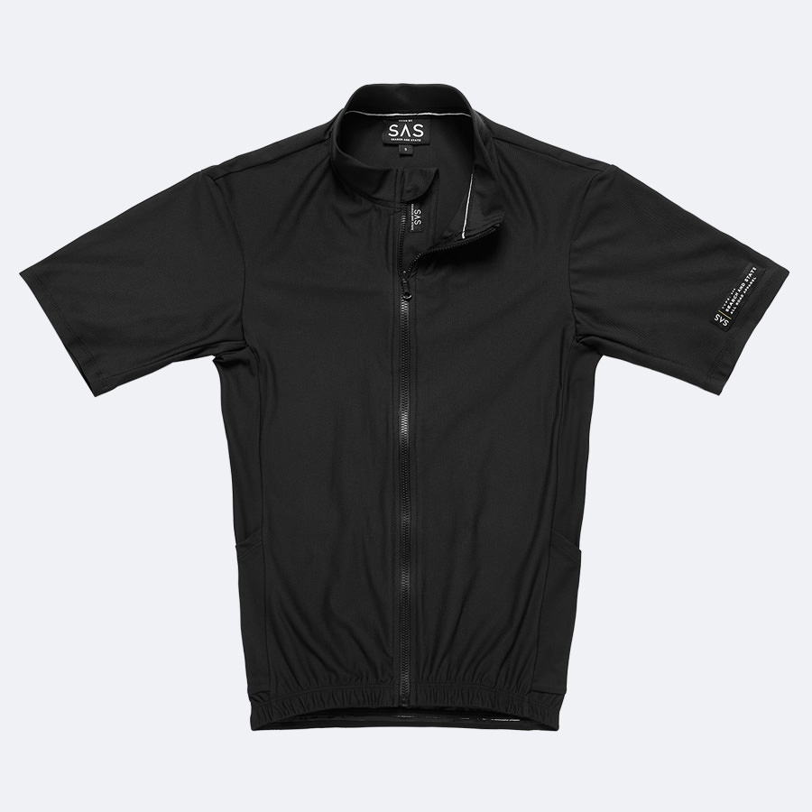 S2-R PERFORMANCE JERSEY (BLACK)