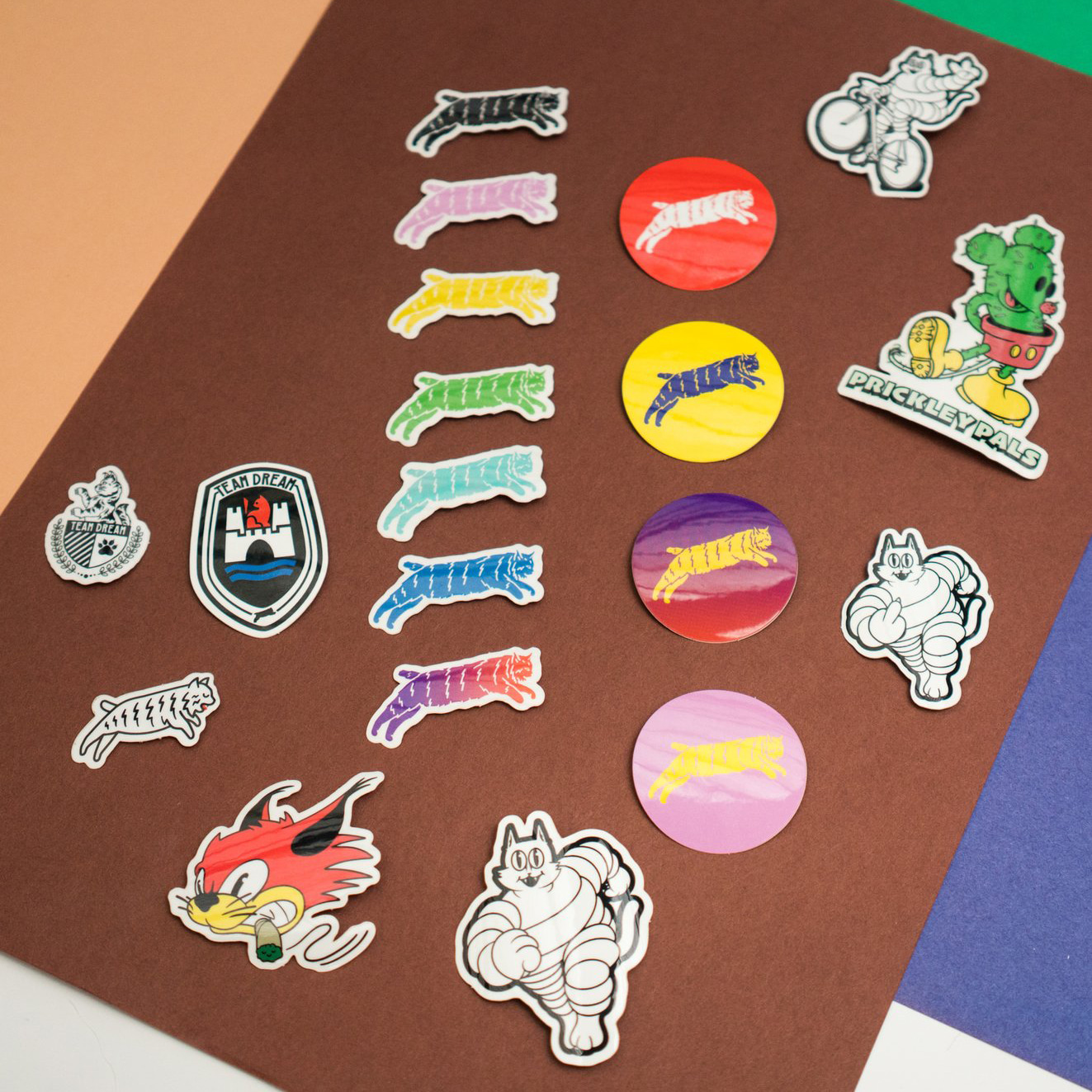 SUPER STICKER PACK!