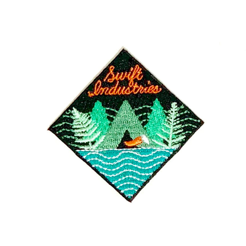 Cascade Series Patch